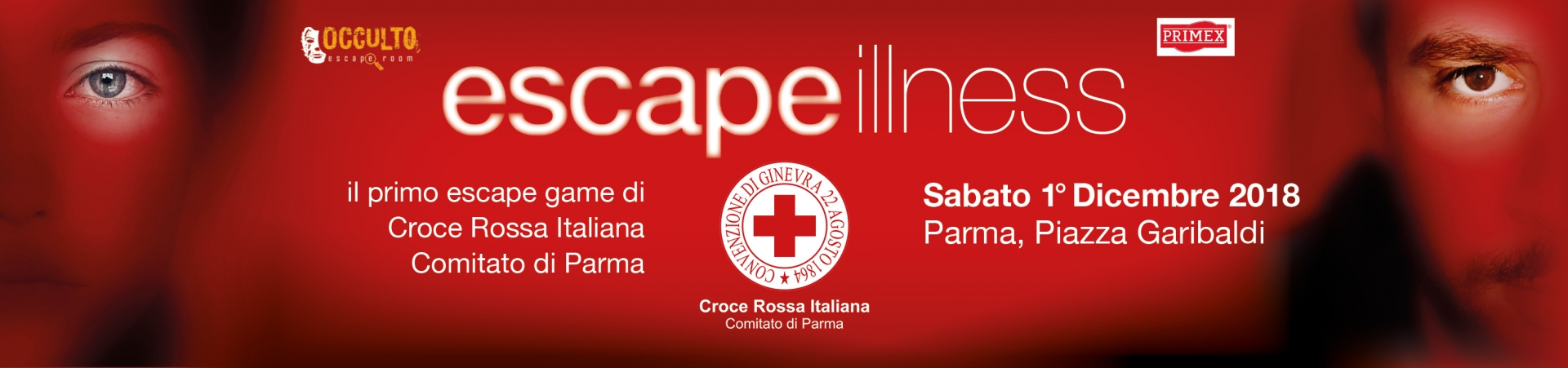 Escape Illness! Il primo Escape Game di Croce Rossa